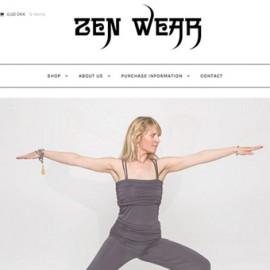 Zen-wear Yogatøj webshop
