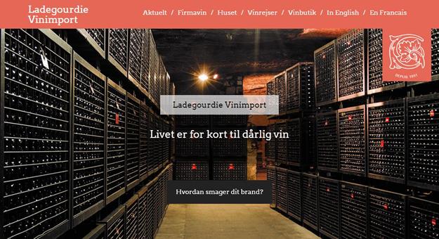 ladegourdie vinimport